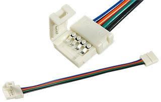 Соединители для светодиодной ленты, коннектора