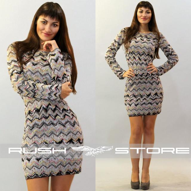 Купить зимнее платье