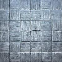 Самоклеюча декоративна потолочно-стінова 3D панель 700х770х5мм (186), фото 1