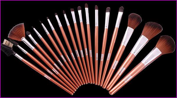Набор кистей для макияжа 12 штук SB1211