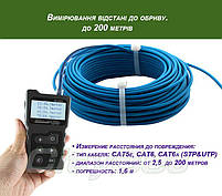 Noyafa NF-8209 кабельный тестер, PoE тестер, фото 2