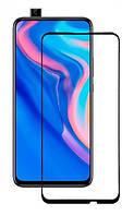 Захисне скло Huawei P Smart Z | Y9 Prime (2019) | Honor 9X Full Glue (0.3 мм, 2.5 D) чорне