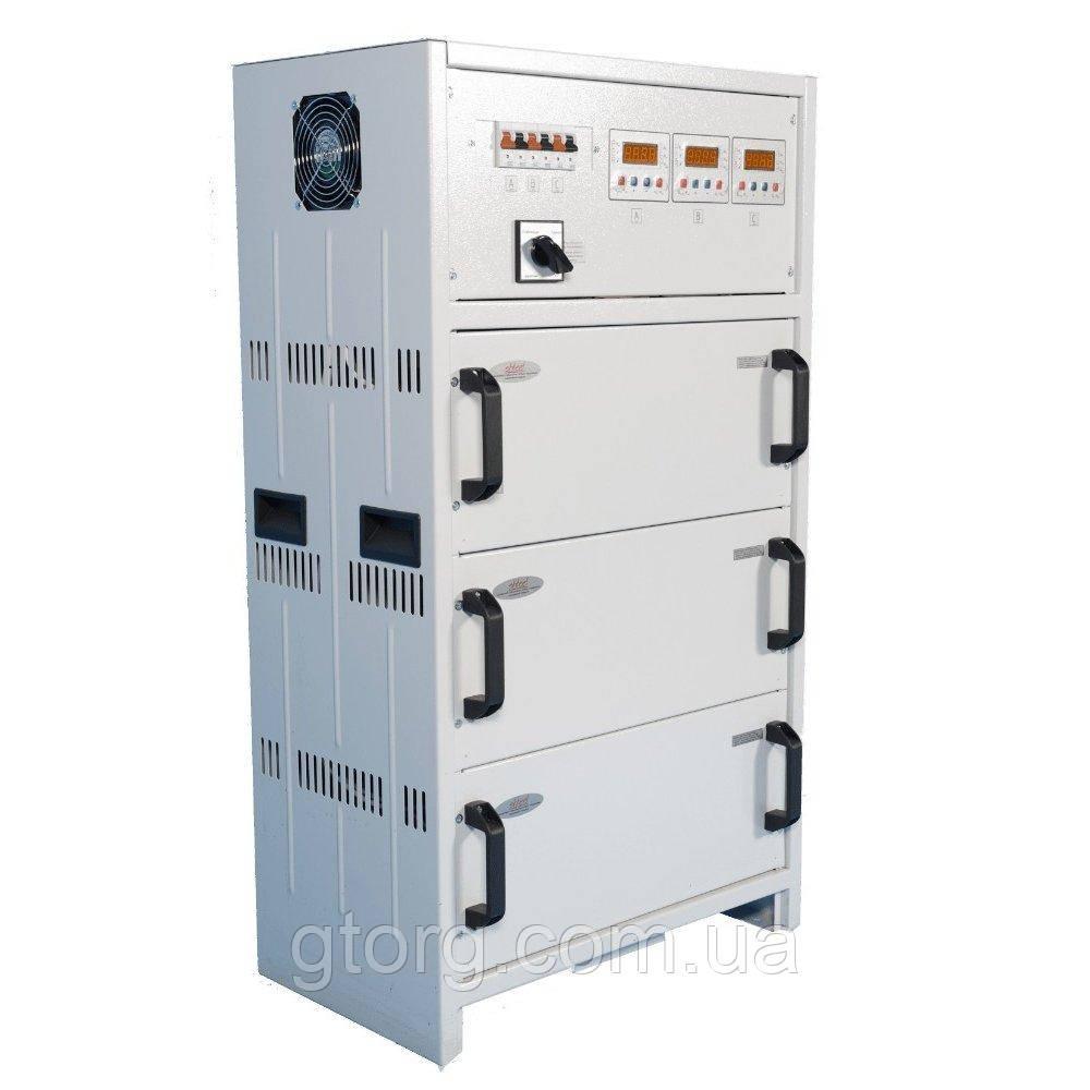 Стабілізатор напруги RETA ННСТ-3x11000 CALMER (покращений)