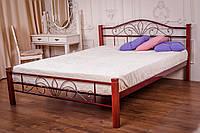 Металлическая двуспальная кровать Херсон купить, заказать
