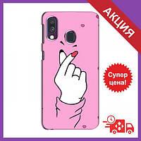 Чохол для Samsung Galaxy A40 2019 (A405F) / Бампер на Samsung Galaxy A40 2019 (A405F) / Чохол для Самсунг