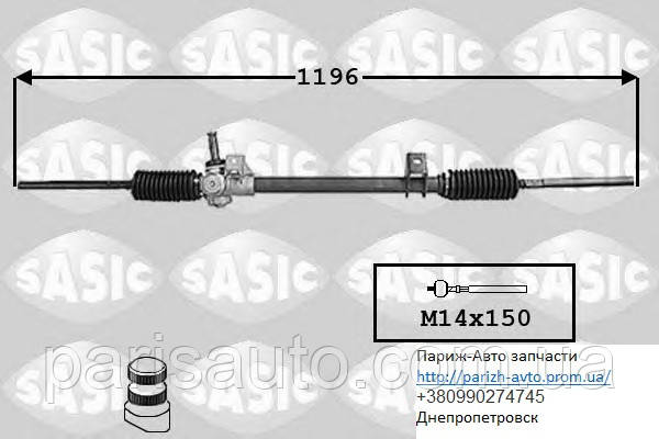Рулевое управление Renault 21  SASIC 4006017