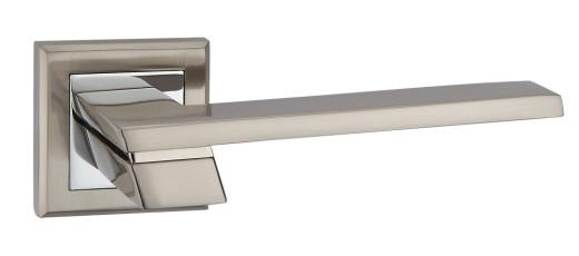 """Дверная ручка MVM  """"CITY""""  z-1324 на квадратной розетке"""