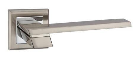 """Дверная ручка MVM  """"CITY""""  z-1324 на квадратной розетке, фото 2"""