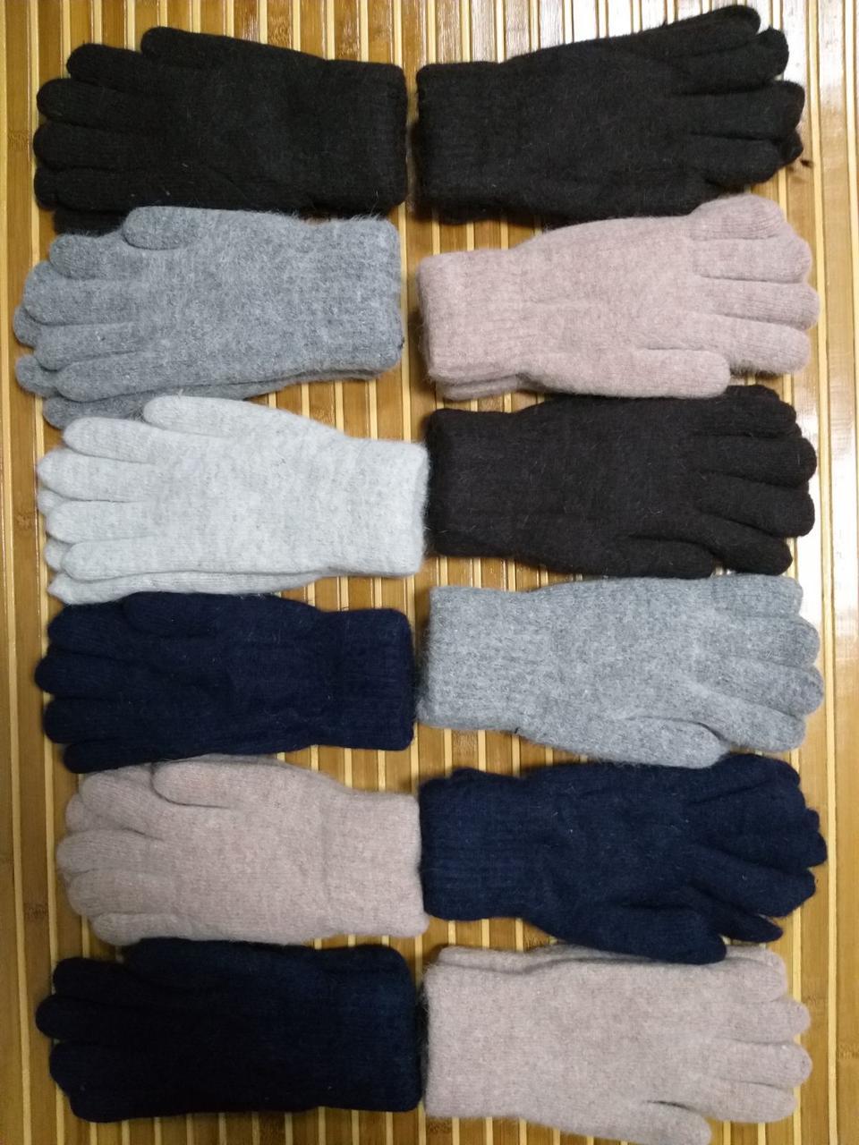 Жіночі зимові рукавички