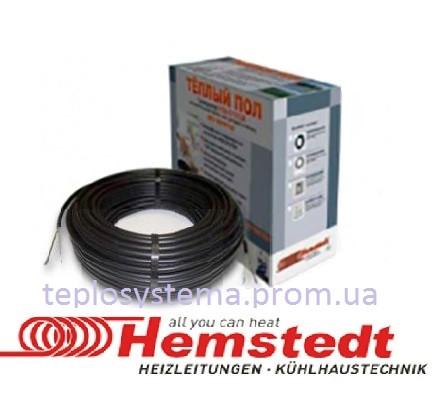 Одножильный нагревательный кабель Hemstedt BR-IM –Z – 122,4 м 2100 Вт, Германия