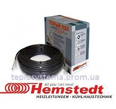 Одножильный нагревательный кабель Hemstedt BR-IM –Z – 18,5м 300 Вт, Германия