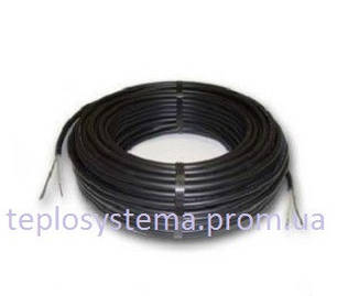 Одножильный нагревательный кабель Hemstedt BR-IM –Z – 122,4 м 2100 Вт, Германия, фото 2