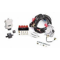 Комплект ГБО 4 поколения Atiker 4 Safefast OBD SR08 TH 110 kw