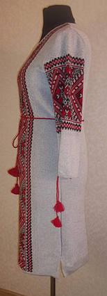 Платье женское вязаное, фото 2
