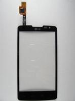 Тачскрин / сенсор (сенсорное стекло) для LG Optimus L60i Dual X135 (черный цвет)