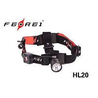 Cветодиодный налобный фонарь Ferei HL20 (600 Lm, не подводный)