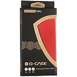 Шкіряний чохол-книжка G-Case Ranger Series для Xiaomi Redmi 9c, фото 3