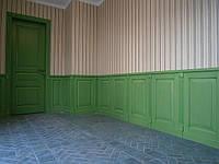 Стінові дерев'яні декоративні панелі (ясен), фото 1