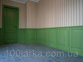 Стінові дерев'яні декоративні панелі (ясен)