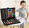 Набор для творчества 228 Super Mega Art Set. Детский набор для рисования. Набор юного художника, фото 2