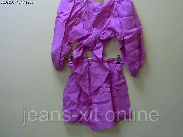 Костюм женский 38(р) розовый 2500 justwoman Турция Лето-D