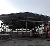 Строительство быстромонтируемых складов