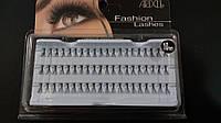Пучковые ресницы 10 mm