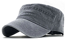 Модель №454.1 Хлопковая кепка немка