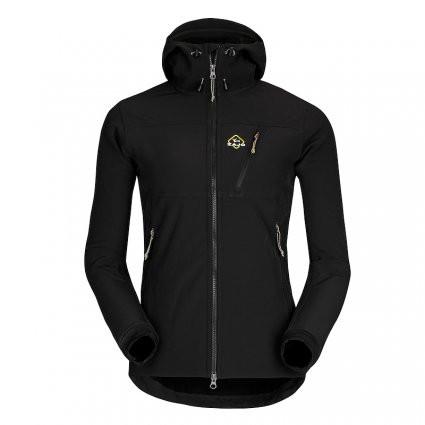 Куртка Zajo Volcano Tech Lady JKT Black