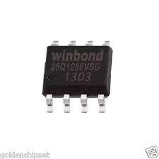 Микросхема  W25Q128FVSSIG 128M-BIT