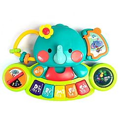 Музыкальная игрушка Пианино Слоник Hola Toys