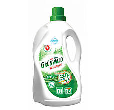 Гель для прання Grunwald кольорових речей, 4 л