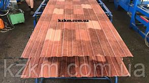 Дешевый профнастил, металлочерепица, толщина 0,45мм гладкий лист по акции от 170 грн м кв