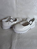 Белые туфельки для девочки., фото 8