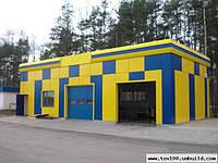 Строительство быстровозводимых гаражей