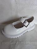 Белые туфельки для девочки., фото 7