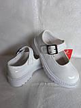 Білі туфельки для дівчинки., фото 6