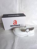 Белые туфельки для девочки., фото 5