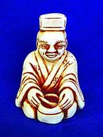 Нэцкэ Мастер чайной церемонии