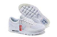 Кроссовки Nike Air Max Zero White, фото 1