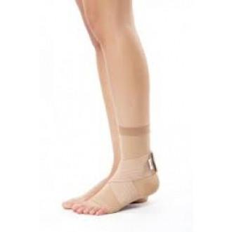 Эластичный бандаж на голеностопный сустав Pani Teresa PT0303