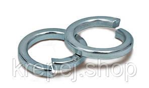 Шайба d  30  пружинная, гровер DIN 127 (50 штук/упаковка)