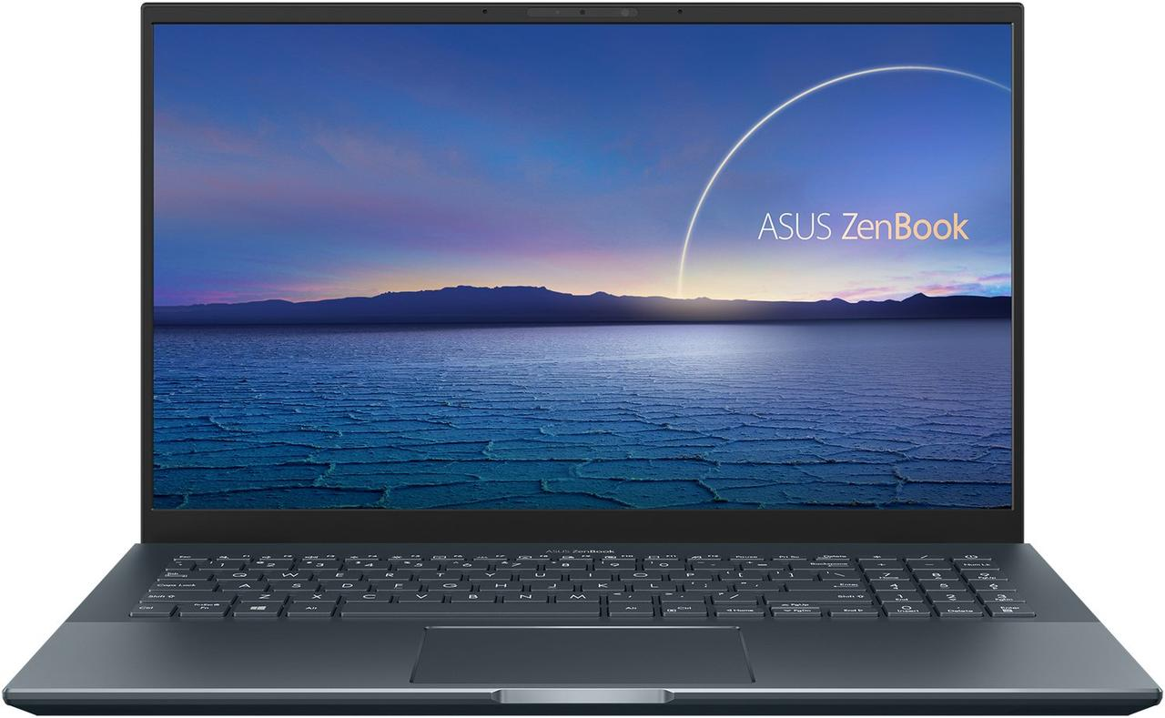 Ноутбук ASUS ZenBook Pro UX535LI-BN208R (90NB0RW2-M05490) /Intel i7-10870H / 16Gb/1Tb / GTX1650Ti-4
