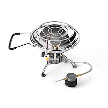 Туристичний газовий обігрівач Kovea Fireball KH-0710 з п'єзопідпалом і регулятором температури, фото 3
