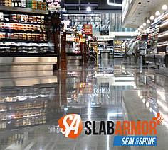 Seal&Shine - фінфшний лак в системі MQ SlabArmor ™ Plus