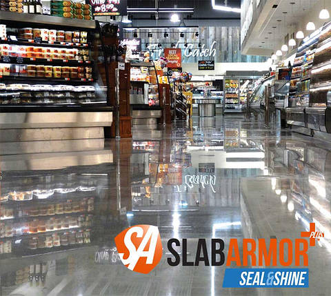 Seal&Shine - фінфшний лак в системі MQ SlabArmor ™ Plus, фото 2