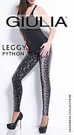 """Леггинсы облегающего кроя c принтом """"кожа питона"""" Leggy python model 2"""
