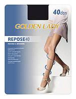 Колготки женские Golden lady repose 40Den черный