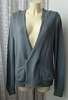 Кофта женская с капюшоном акрил бренд Topman р.46-48 4889, фото 1