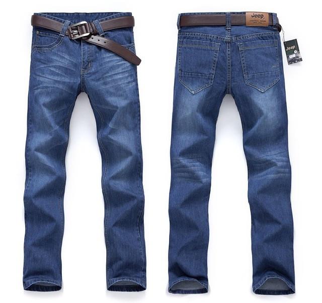 Мужские джинсы JEEP Denim 1941 модель 0001